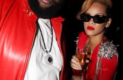 New Song:  Rihanna/Rick Ross/Chris Brown - 'Birthday Cake' Remix