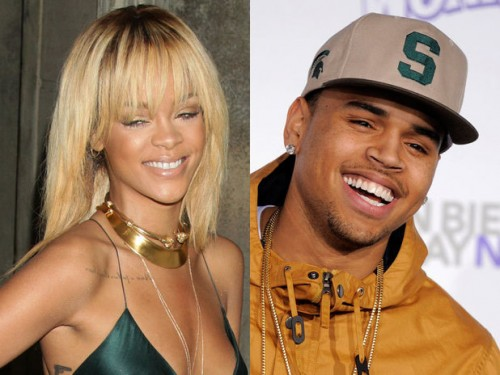 rihanna chris brown 123 e1331825055353 Rihanna: Chris Brown Is Hottest R&B Singer Out Now