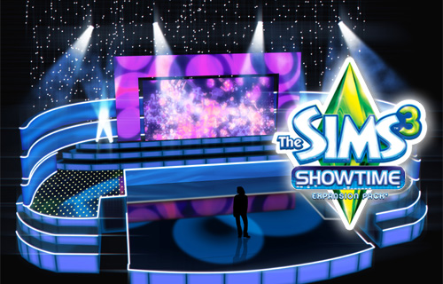 the sims 3 showtime 2