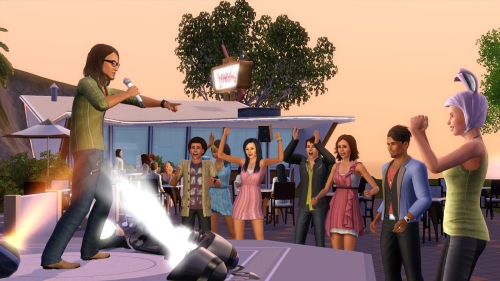 the sims 3 Competition: Win The Sims 3 Showtime (Starring Katy Perry)!