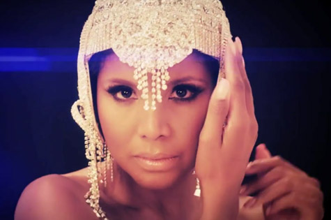 toni i heart you New Video: Toni Braxton  I Heart You