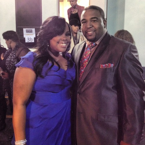 tumblr m10gt9tLtV1qmcl17o1 500 Hot Shots:  The Stars Pose & Praise At 2012 BET Celebration of Gospel