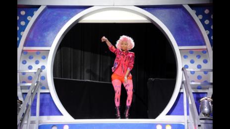 Nicki Minaj Drops By 106 & Park