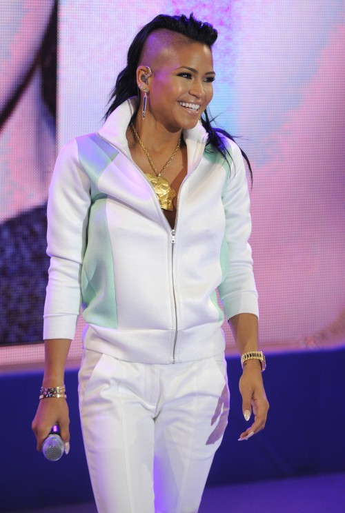 042412 shows 106 park cassie 6 e1335308921381 Must See: Cassie Returns To 106 & Park...To Perform