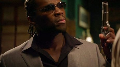 Hot Shots: 50 Cent Stars In 'The Finder'