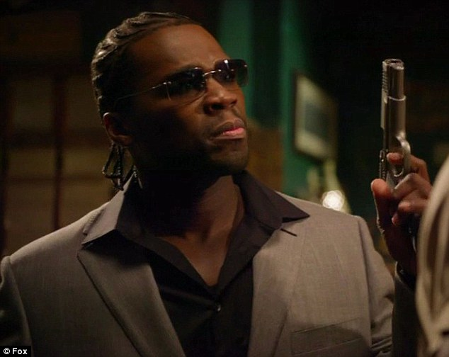 50 Cent In The Finder Hot Shots: 50 Cent Stars In The Finder