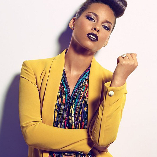 Alicia+Keys+PNGx Alicia Keys Cooks Up Steamy Set For VIBE Magazine (Full)