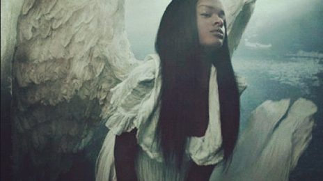 Angelic: Azealia Banks Poses In The Name Of 'Love'.