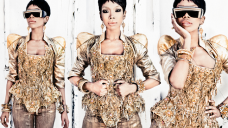 Hot Shots: Brandy Shocks In 'YRB Magazine' Spread