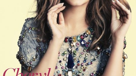Hot Shots: Cheryl Cole Glows On The Cover Of 'Marie Claire'