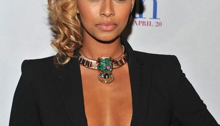 Hot Shot: Keri Hilson Shines At 'Think Like A Man' Premiere