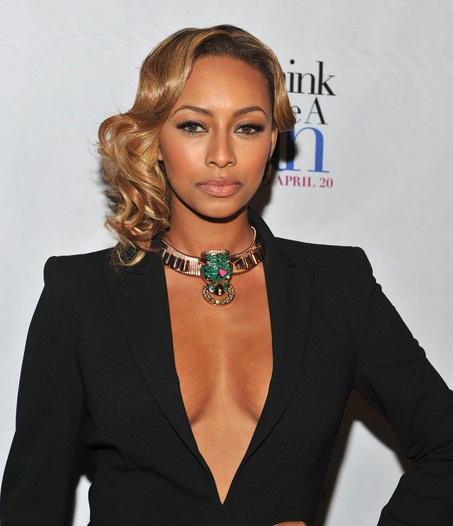 Keri Hilson Think Like A Man screening Hot Shot: Keri Hilson Shines At Think Like A Man Premiere