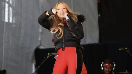 Watch: Mariah Carey Performs 'Shake It Off' On Twins' 1st Birthday