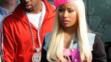 Hot Shots: Nicki Minaj Gets 'Inter-Galactic' In London
