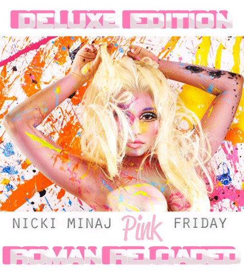 Nicki Minaj Roman Reloaded Deluxe TGJ Album Review: Nicki Minaj   Pink Friday: Roman Reloaded