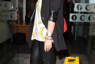 Hot Shots: Rita Ora 'Goes Bananas' In London