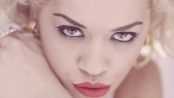 Rita Ora That GJ We Found Love: Rita Ora Takes On...Rihanna