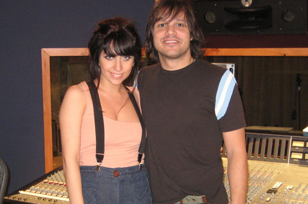 Rob Fusari and Lady GaGa  Lady GaGa Defamed By Former Producer/Hints At Nicki Minaj Duet