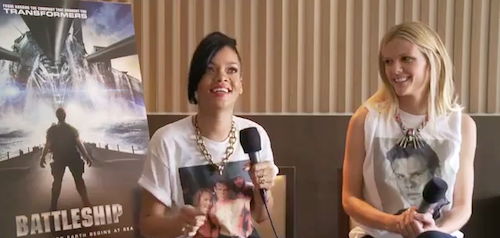 Screen shot 2012 04 13 at 2.29.14 PM Video: Rihanna Discusses Playing Whitney Houston In Biopic