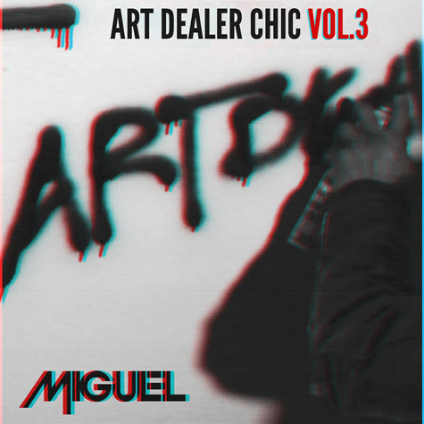 art dealer chic vol 3 New Music: Miguel   Art Dealer Chic, Vol. 3 EP