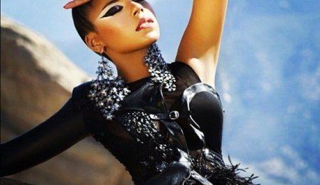 Watch: Ashanti Performs 'The Woman You Love' Live On Kimmel