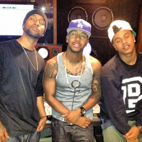 Hot Shot: B2K Reunite... - That Grape JuiceLil Fizz 2012