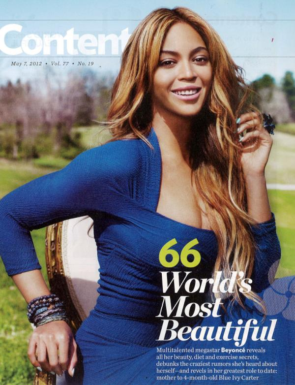 bey people4 Hot Shots: Beyonces Complete PEOPLE Shoot