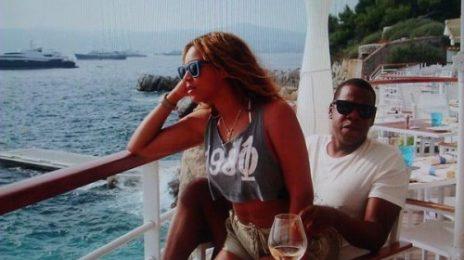 Beyonce Celebrates 4 Year Wedding Anniversary With Jay-Z / Readies New Tumblr