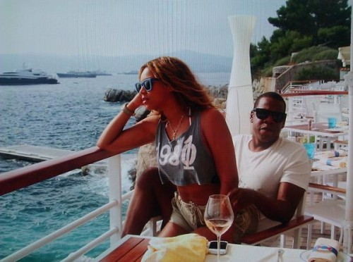 beyonce 4th e1333546905709 Beyonce Celebrates 4 Year Wedding Anniversary With Jay Z / Readies New Tumblr
