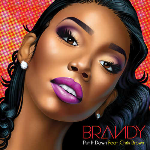 New Song: Brandy & Chris Brown   Put It Down (Snippet)