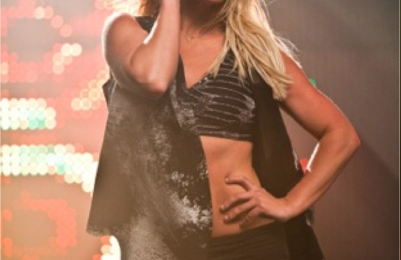 """Hot Shots: Britney Spears """"Dances Up A Storm"""" For Twister"""