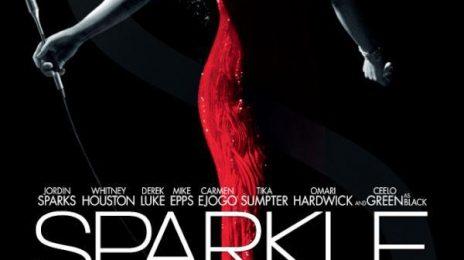 Hot Shots:  Jordin Sparks Shines in 'Sparkle' Poster, Guests 'Nylon' Magazine