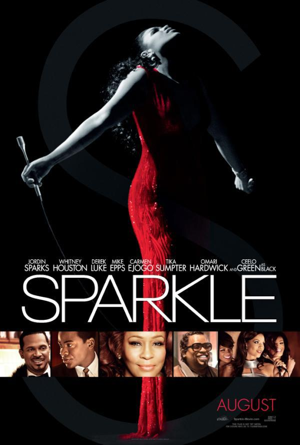 c7d72a4a Hot Shots:  Jordin Sparks Shines in Sparkle Poster, Guests Nylon Magazine