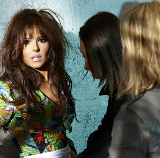 cheryl cole 45a Hot Shots: Cheryl Cole Unveils Call My Name Video Stills