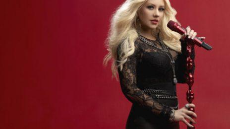 Christina Aguilera Announces Surprise Collaboration