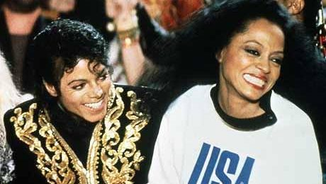 From The Vault: Diana Ross & Michael Jackson Perform 'Upside Down'