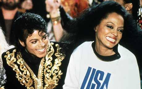 Michael Jackson Diana