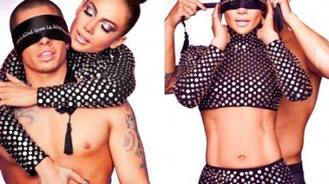 Hot Shot: Jennifer Lopez & Casper Smart Sizzle In 'Dance Again' Video