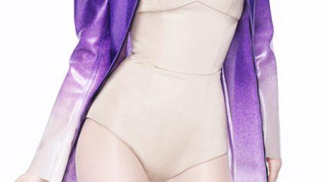 Hot Shots: Jessie J Serves Up Fierce Colour-Burst For 'Elle'