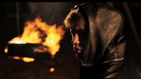 Justin Bieber Blazes In New 'Boyfriend' Video Preview