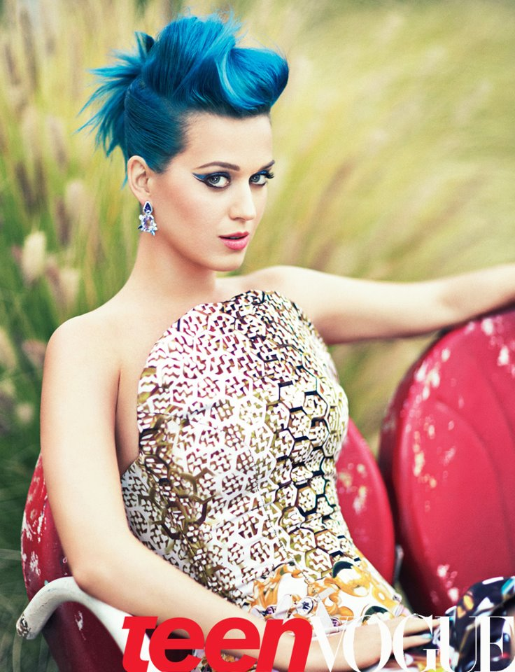 katyperryvogue1 Katy Perry:  Im Tired Of Being Famous Already
