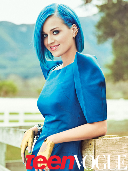 katyperryvogue3 Katy Perry:  Im Tired Of Being Famous Already