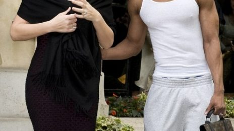 Hot Shots: Mariah Carey & Nick Cannon Take Paris