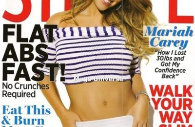 Hot Shots:  Mariah Carey Shows Off Her 'Shape'