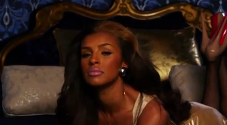 New Video: Melody Thornton - 'Smoking Gun'