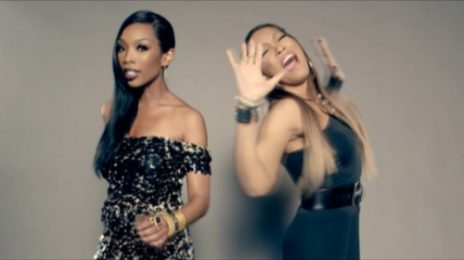 Monica & Brandy Perform 'It All Belongs To Me' On 'Live With Kelly'
