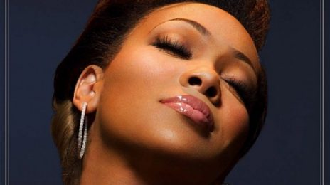 Hot Shot: Monica Unmasks 'Without You' Cover