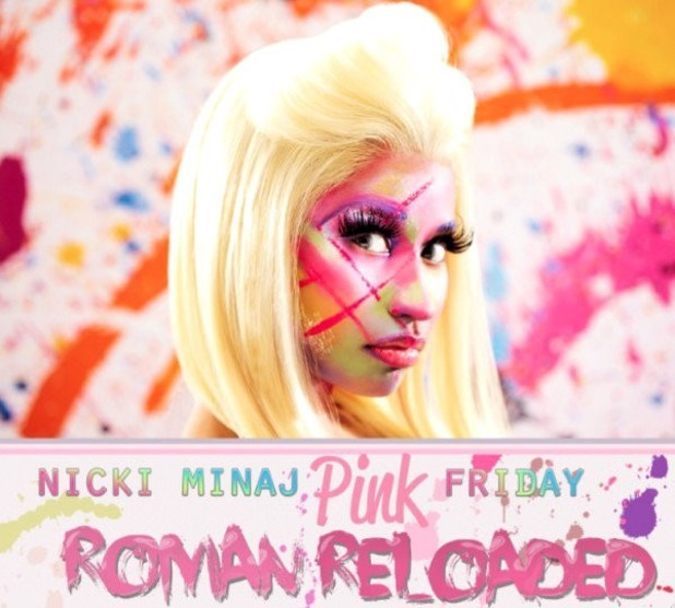 nicki pink friday roman reloaded Roman Reloaded: Nicki Minaj To Score UK #1