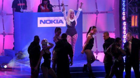 Nokia Nabs Nicki Minaj For New Phone Launch