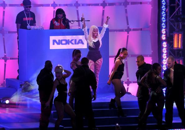 Nicki For Nokia1